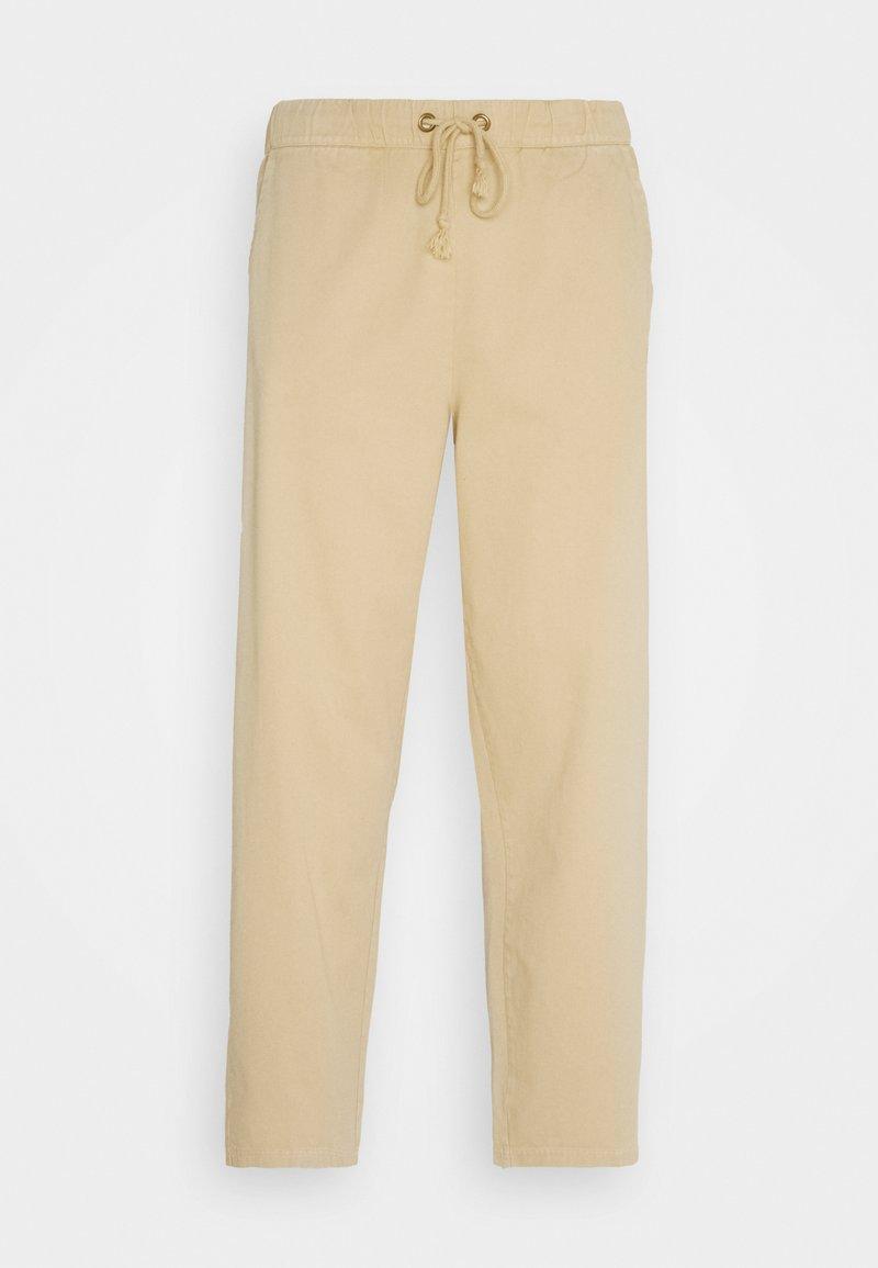 Champion Reverse Weave - PANTS - Trousers - beige