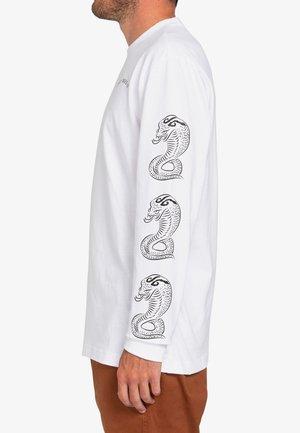 KARLOV - Sweatshirt - optic white