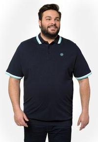 JP1880 - Polo shirt - navy - 0