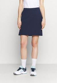 Kjus - WOMEN IRIS SKORT - Sports skirt - atalanta blue - 0