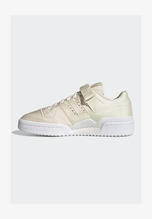 FORUM 84 LOW ORIGINALS SNEAKERS SHOES - Trainers - white/cream white/ftwr white
