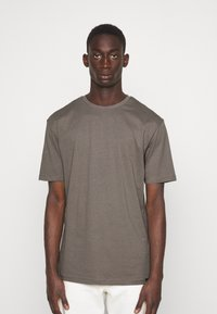 Newport Bay Sailing Club - CORE 3 PACK - Basic T-shirt - steel grey, burg, grey marl - 3