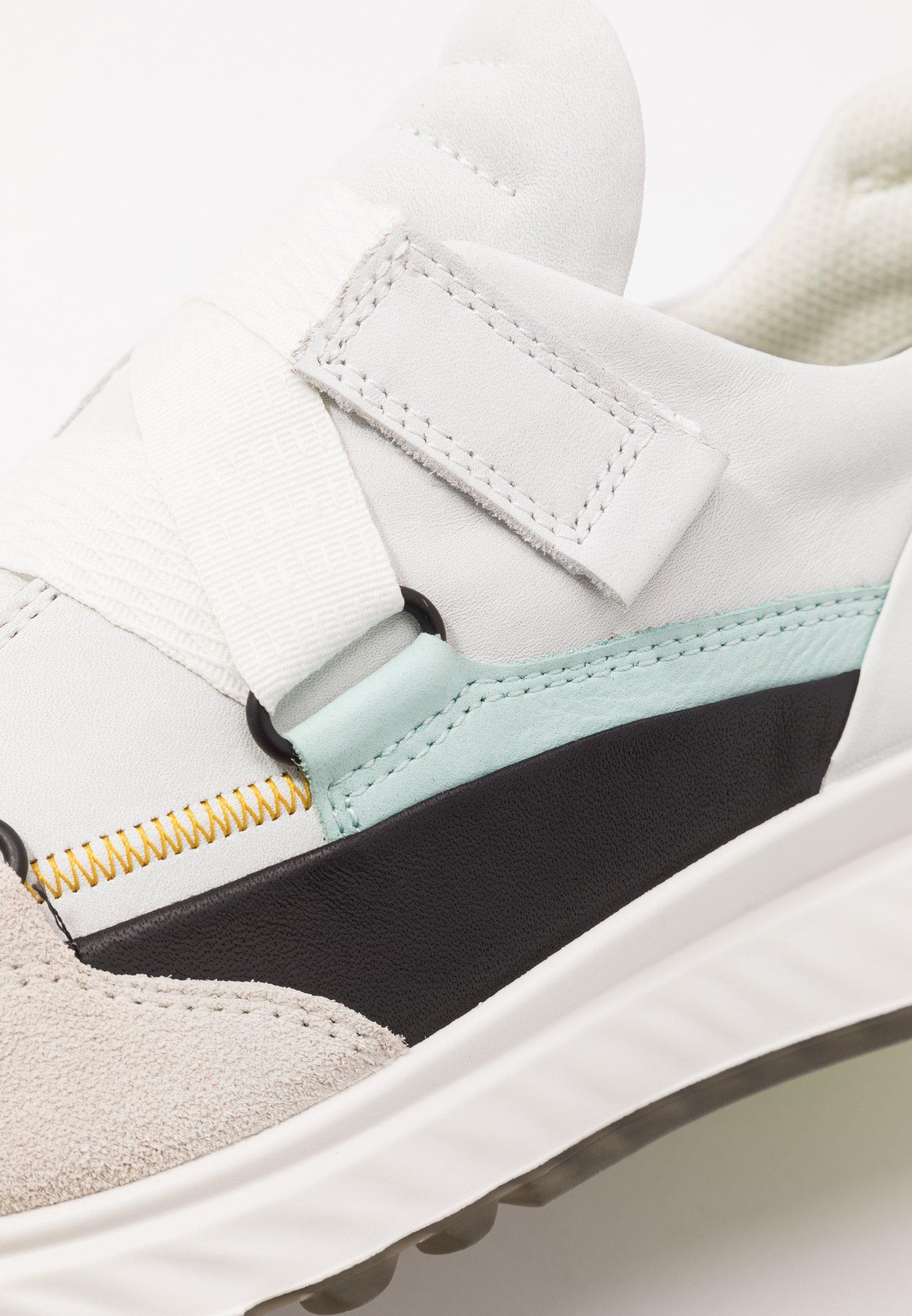 ECCO ST.1 W Sneaker low shadow whiteblackwhiteeggshell blue