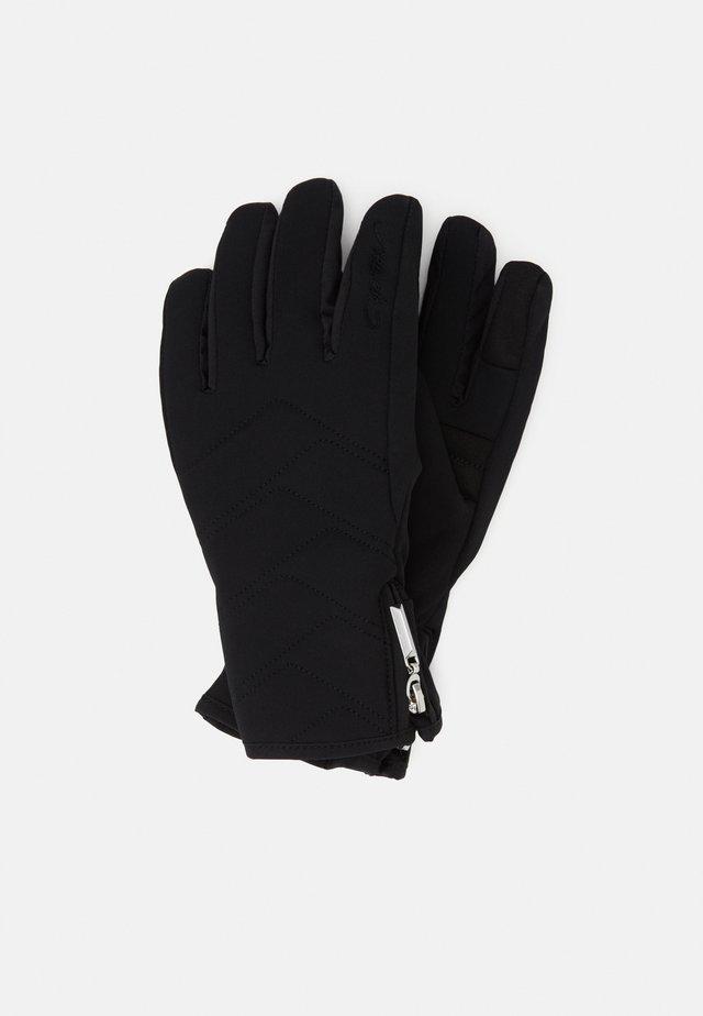 LOREDANA TOUCH TEC™ - Guantes - black