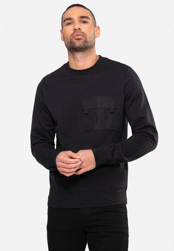 FIN - Sweatshirt - black