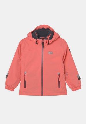 LWJAZMINE - Snowboardová bunda - peach
