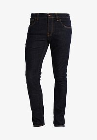 Nudie Jeans - TIGHT TERRY - Vaqueros pitillo - rinse twill - 5