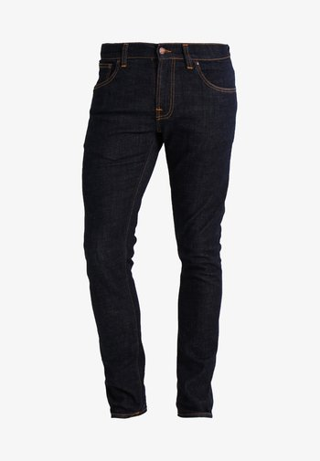 TIGHT TERRY - Jeans Skinny - rinse twill