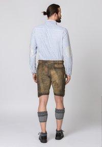 Stockerpoint - MANOLO - Shirt - blue - 2