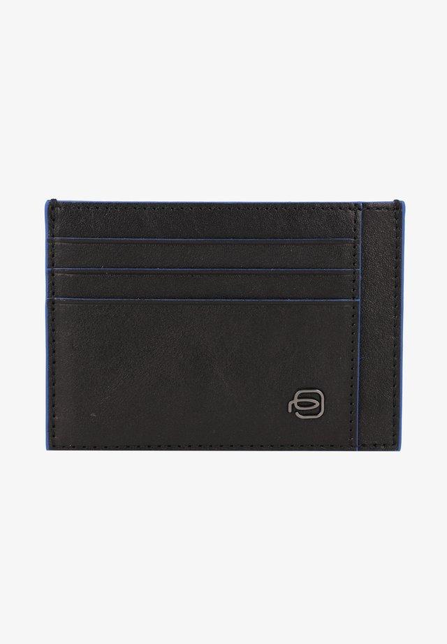 BLUE SQUARE SPECIAL  - Portefeuille - black