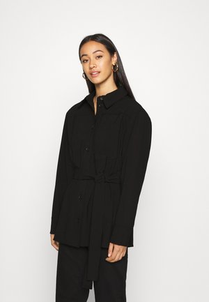BEATRIX JACKET - Short coat - black