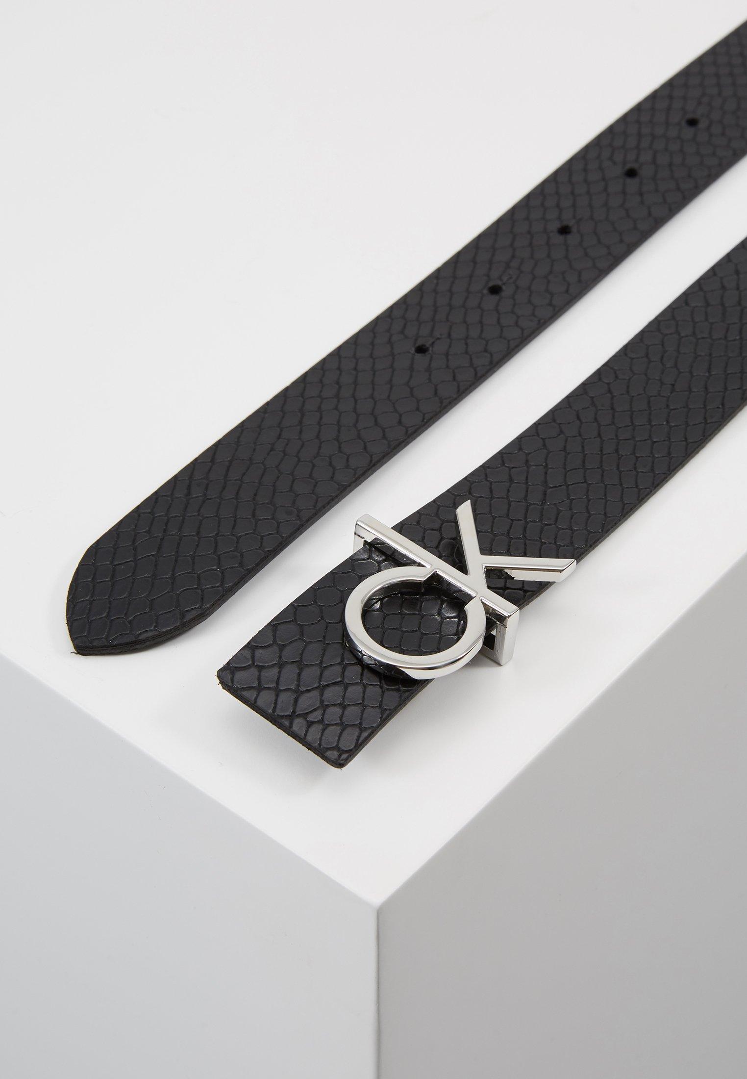 Prix réduit Meilleurs prix Calvin Klein LOW BELT GIFTPACK - Ceinture - black - ZALANDO.FR ruaoM