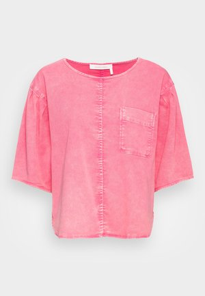Blouse - juicy pink