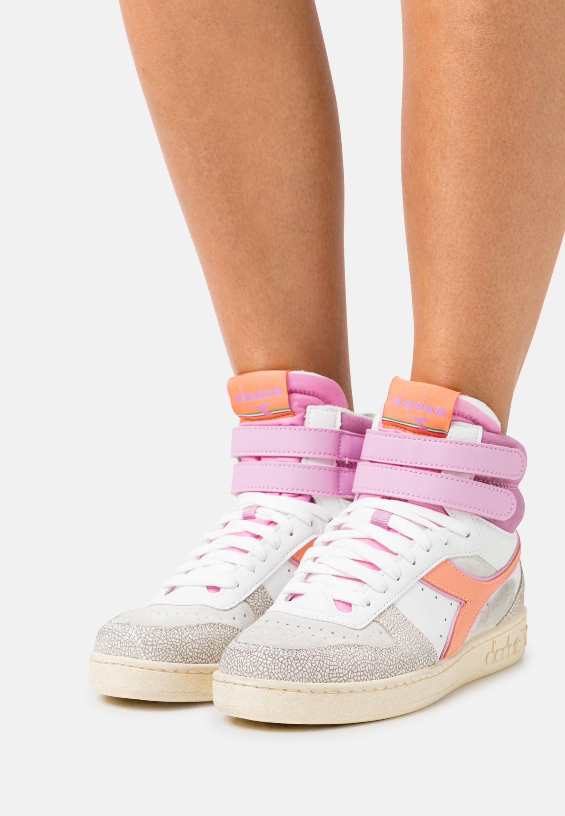 Mujer MAGIC BASKET MID ICONA - Zapatillas altas
