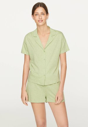 Pyjama top - green
