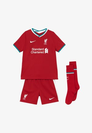 LIVERPOOL FC SET - Sports shorts - gym red/white