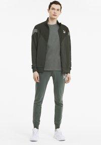 Puma - Training jacket - thyme - 1