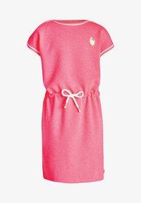 WE Fashion - Vestido ligero - bright pink - 3