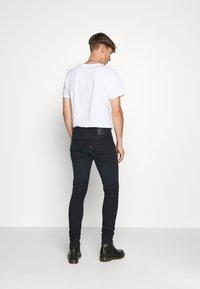 Levi's® - SKINNY TAPER - Jeans Skinny Fit - blue ridge adv - 2