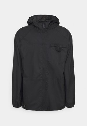 PORTAL - Outdoor jacket - true black