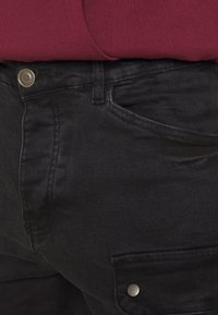 Brave Soul - DUST - Cargo trousers - charcoal - 6