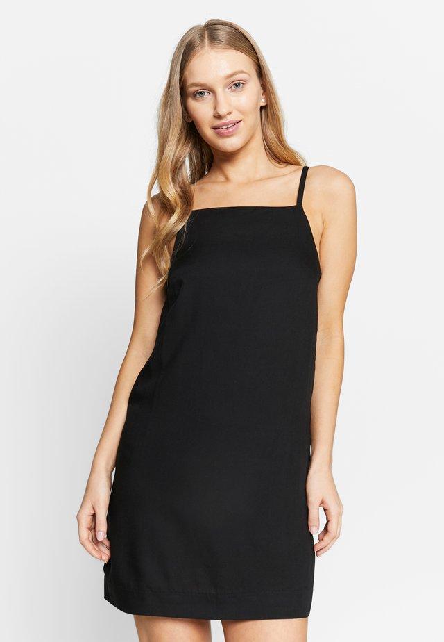 BELLE DRESS DROP - Complementos de playa - black