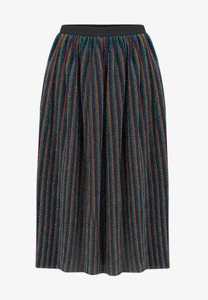 QUINN - A-line skirt - black
