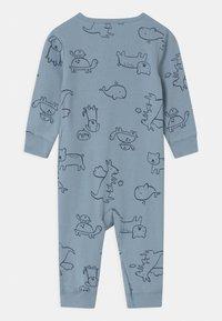 Carter's - 2 PACK - Pyžamo - dark blue/blue - 2