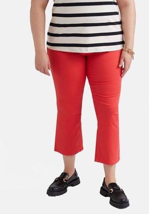 Pantalones - rosso