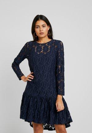 SLFMARA DRESS - Korte jurk - dark sapphire