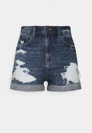 MOM - Denim shorts - classic medium