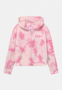 GAP - GIRLS LOGO - Vetoketjullinen college - pink - 0