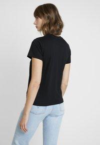 Topshop - TIGER & PANDA TEE 2 PACK - Print T-shirt - white - 3