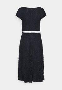 Lauren Ralph Lauren - AMBER SHORT SLEEVE DAY DRESS - Cocktail dress / Party dress - lighthouse navy - 7