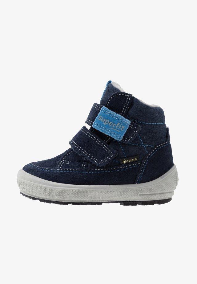GROOVY - Zimní obuv - blau