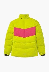 Icepeak - LAGES UNISEX - Snowboard jacket - aloe - 2