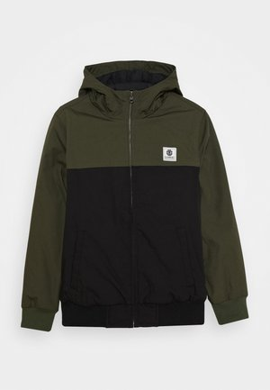 DULCEY TWO TONES BOY - Light jacket - flint black