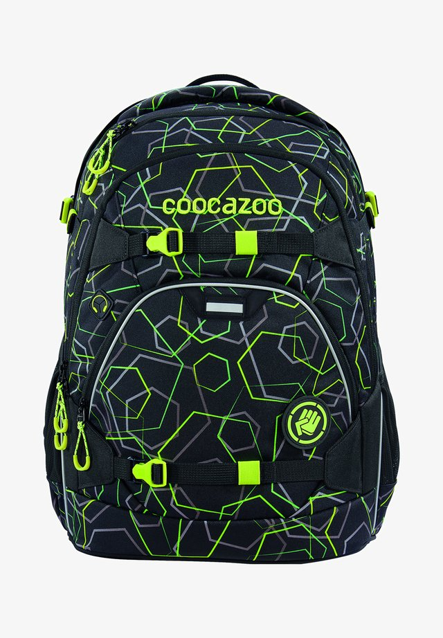 SCALERALE - School bag - laserbeam black