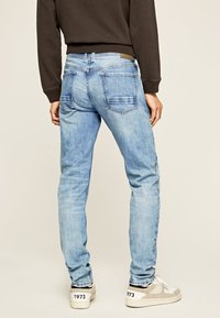 Pepe Jeans - CHEPSTOW - Straight leg jeans - blue - 2