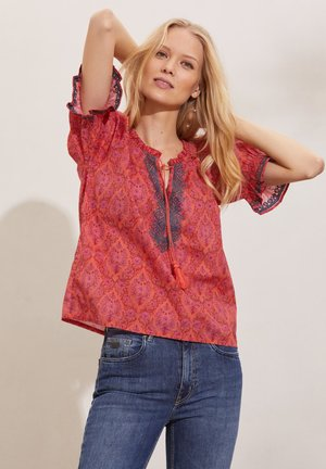 ISABELLE - Blouse - living coral