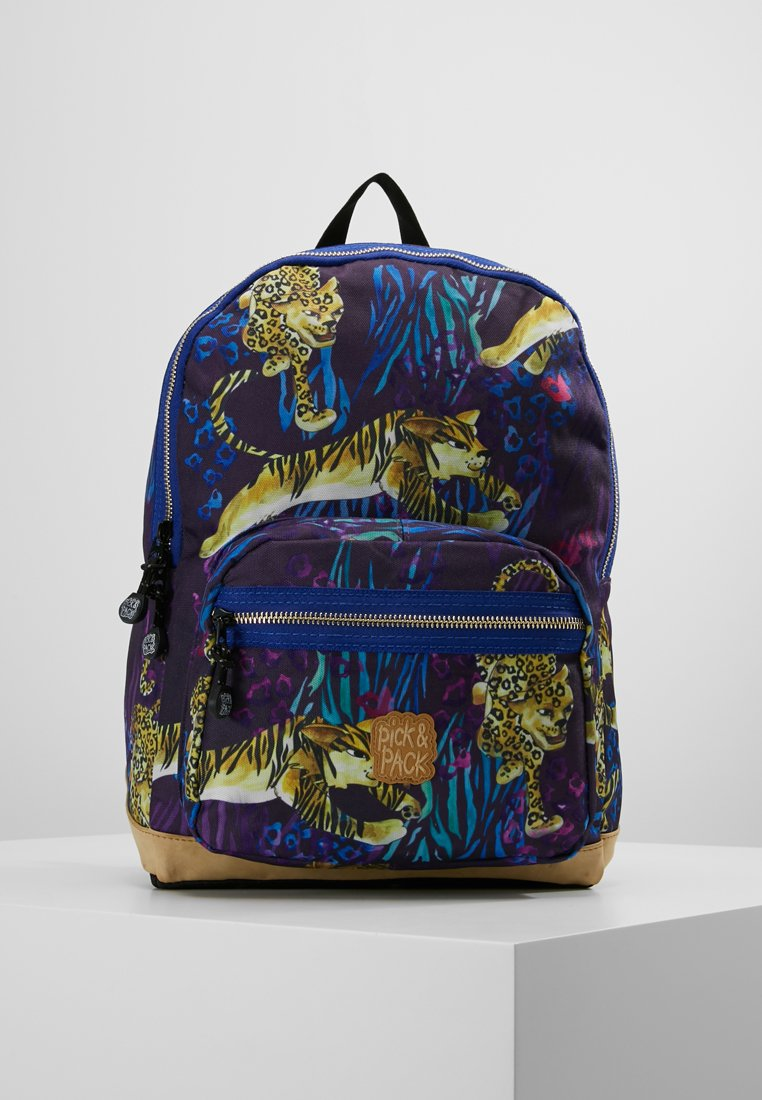 pick & PACK - WILD CATS - Rucksack - multi-coloured