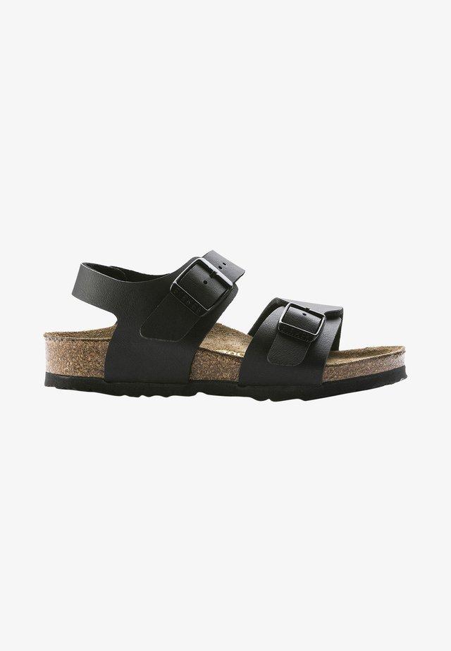 NEW YORK KIDS - Sandals - schwarz