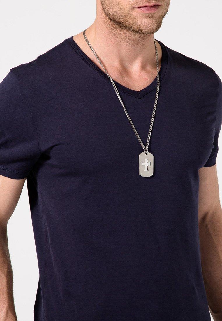 OXXO - Collar - silver