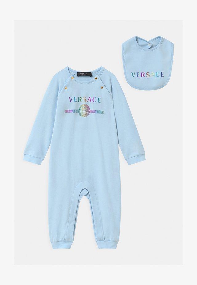 REGALO SET  - Geschenk zur Geburt - azzurro