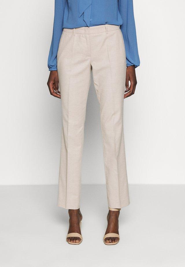 Pantaloni - brown pann