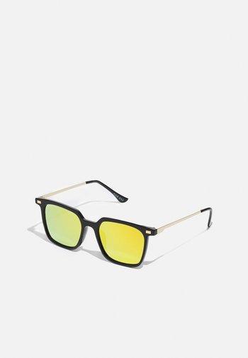 Sunglasses - black/yellow