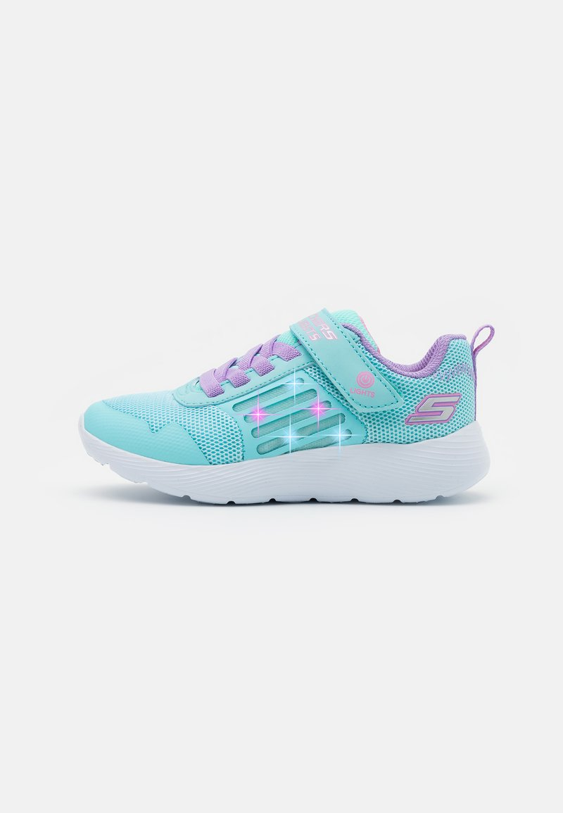 Skechers - DYNA LIGHTS - Trainers - aqua