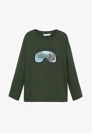 ANIMAL - Long sleeved top - kaki