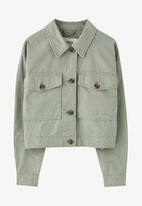 PULL&BEAR - MIT TASCHEN - Summer jacket - khaki - 4