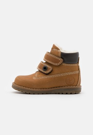 WARM LINING UNISEX - Bottines - senape